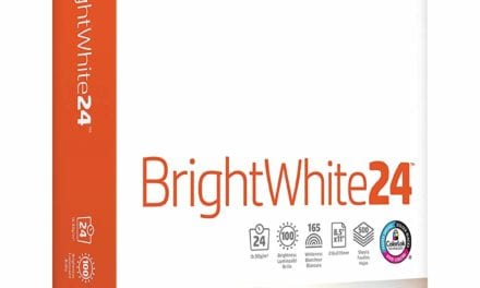 HP Printer Paper, BrightWhite24, 8.5 x 11, Letter, 24lb, 97 Bright