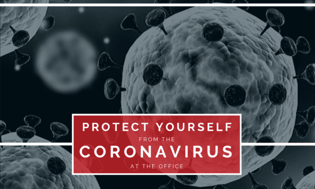 Protect Yourself From The Coronavirus At The Office