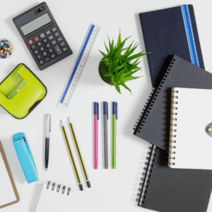 Bring the office home with office supplies to help you work remotely