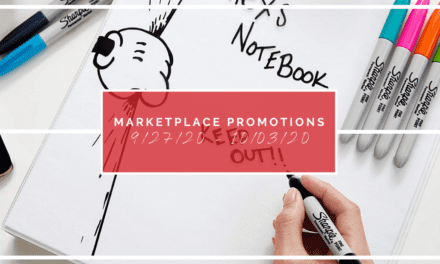 Marketplace Promotions For The Week of 9/27-10/03
