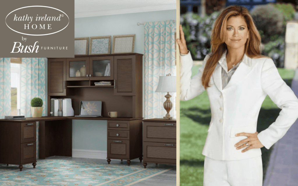 Kathy Ireland Home by Bush Furniture - Featured Promotion
